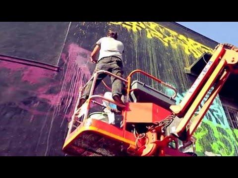 The 2016 Street Art Festival By Start India Foundation